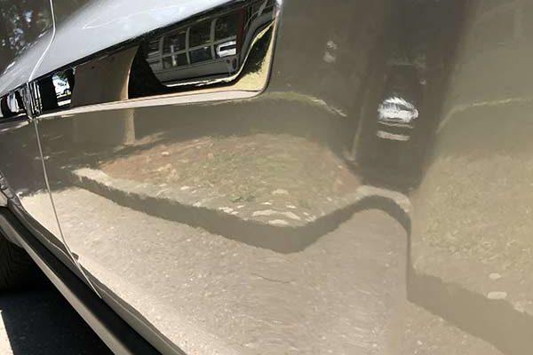 Jeep Grand Cherokee karosszéria javítása, fényezése