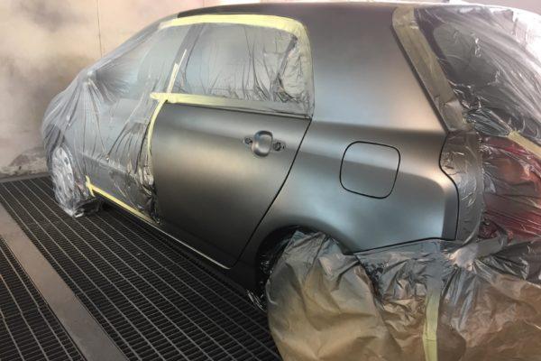 Toyota Corolla javítása
