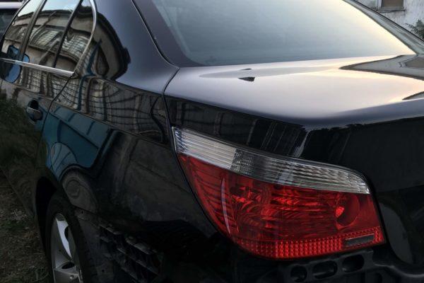 BMW hátsó lökhárító javítása profi módon