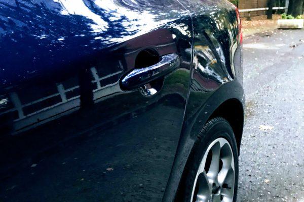 Volvo V60 javítása