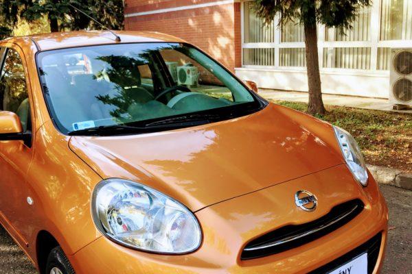 Nissan Micra – akinek jól áll az ősz