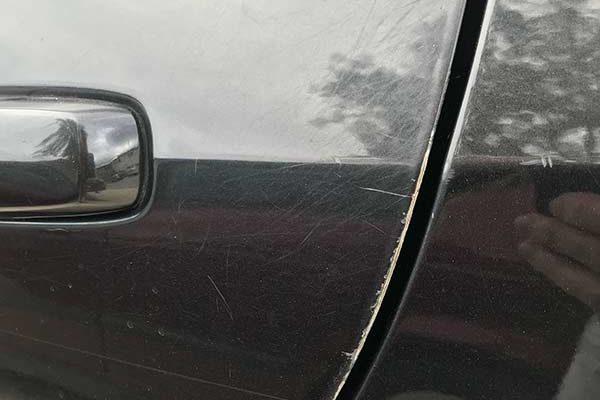 Suzuki Swift helyi hibáinak, beázásból eredő rozsdásodásának javítása