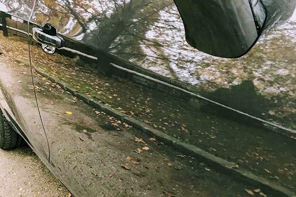 Opel Zafira festékleválásának javítása több elemen