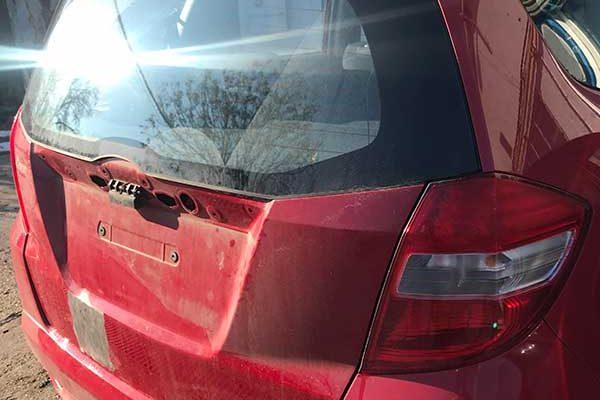 Honda Jazz javítása