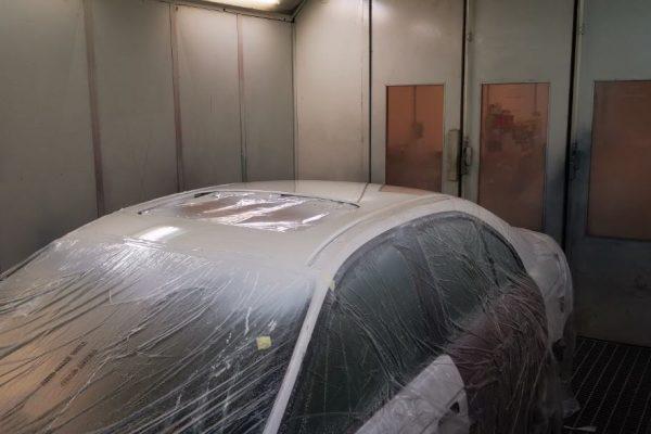 Honda Accord teljes karosszéria fényezése