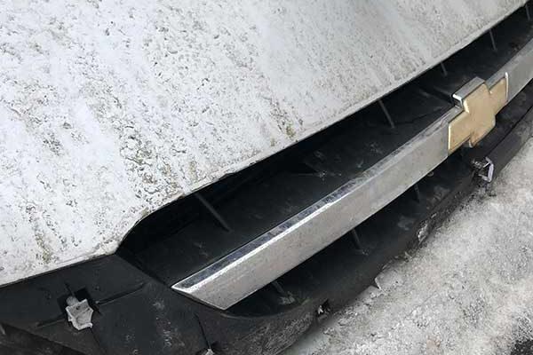 Chevrolet Lacetti javítása