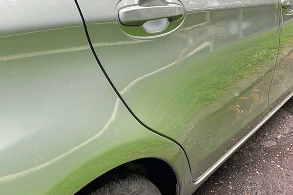 Toyota Yaris javítása