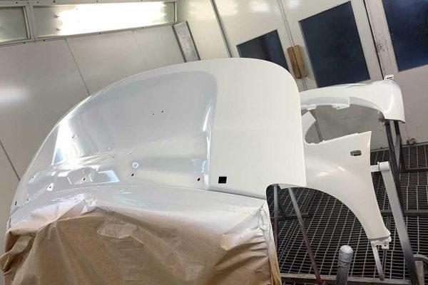 Peugeot Ion javítása