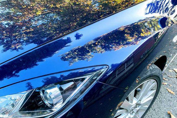 Mazda6 javítása