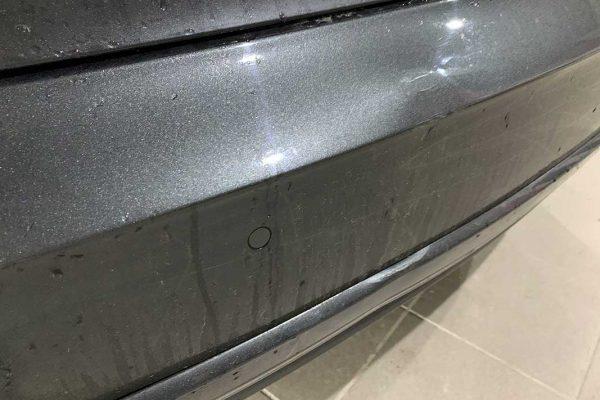Audi S8 javítása