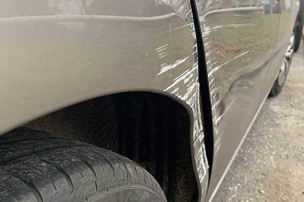 Toyota Auris javítása