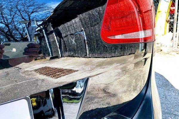 VW Touareg javítása