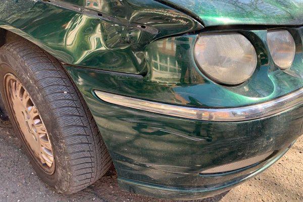 Rover 75 javítása