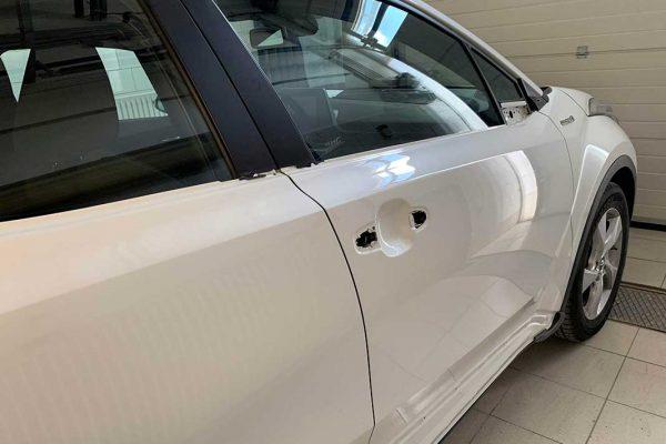 Toyota CHR javítása