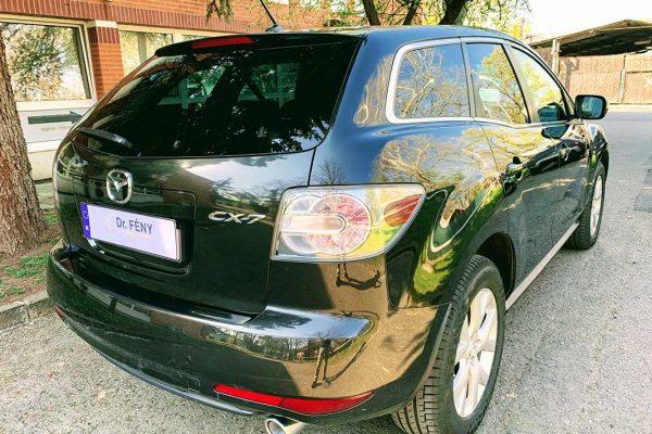 Mazda CX7 javítása
